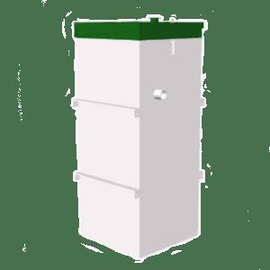 купить септик ТОПАС-С 6 LongПр