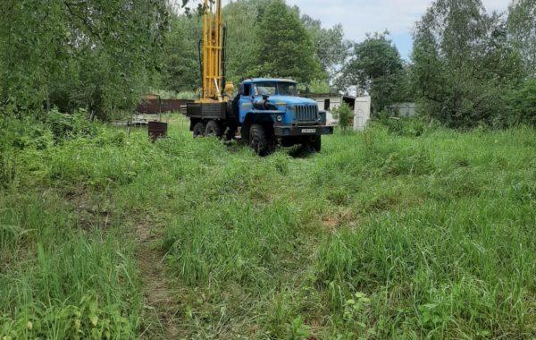 Бурение скважины на воду в Орехово-Зуево