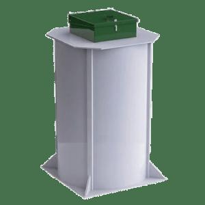 Купить септик Аквалос AL-10 R ПР (H=3,00)