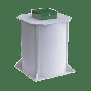 Купить септик Аквалос AL-7 ПР (H=2,28)
