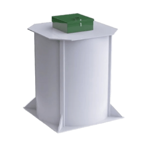 Купить септик Аквалос AL-7 ПР (H=2,50)